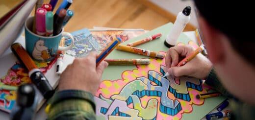 Antti Kalakivi / Letterigraffitiworkshop / Napa School