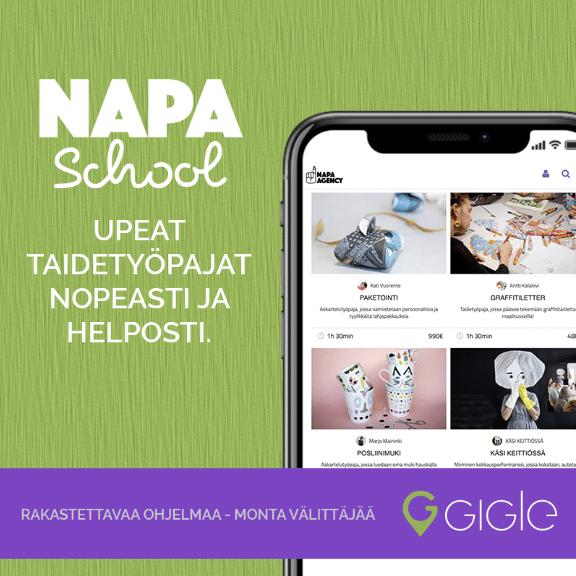 Napa School / Gigle